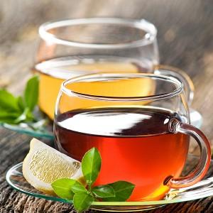 Von Tschaje zum Tee
