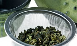 Tee-Zubereitung Oolong