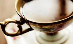 Britische Teezeremonie