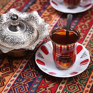 Teekultur in der Türkei