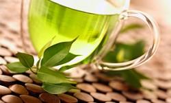 Grüner Darjeeling Tee
