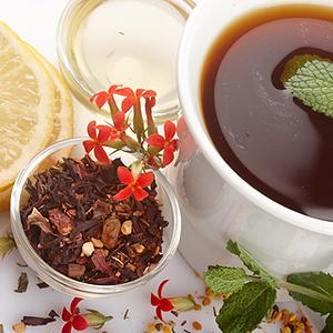 Teesorten zur Beruhigung