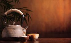 Entkoffeinierter Tee