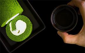 Kochen mit Grünem Tee