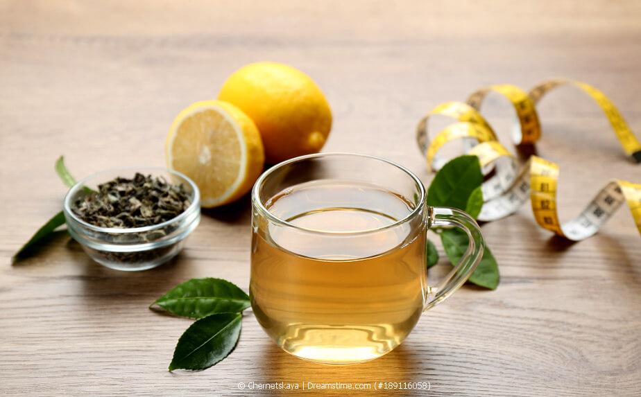 Abnehmen mit Tee - Kräutertee