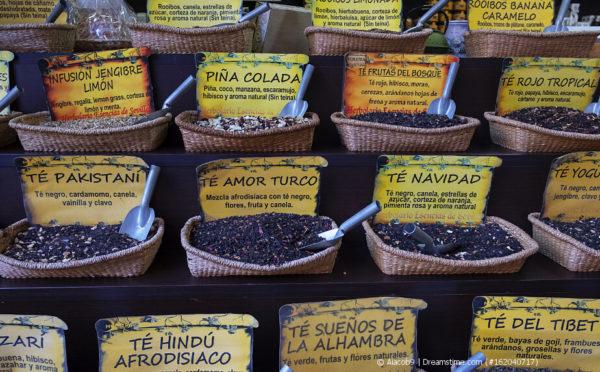 Aromatisierter Tee: dem Geschmack auf der Spur