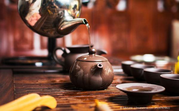 Chinesische Teezeremonie – vom guten Geruch bis zur langen Freundschaft