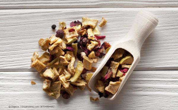 Früchtetee – sehr beliebt, aber kein Tee