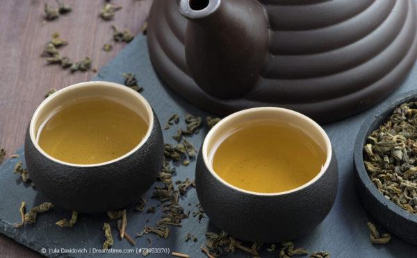 Grüner Tee: Gesundheitsfördernd und lecker