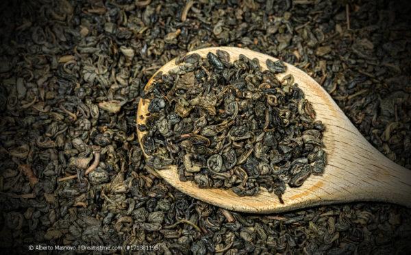"""Gunpowder – der Grüne Tee mit """"Schuss"""""""