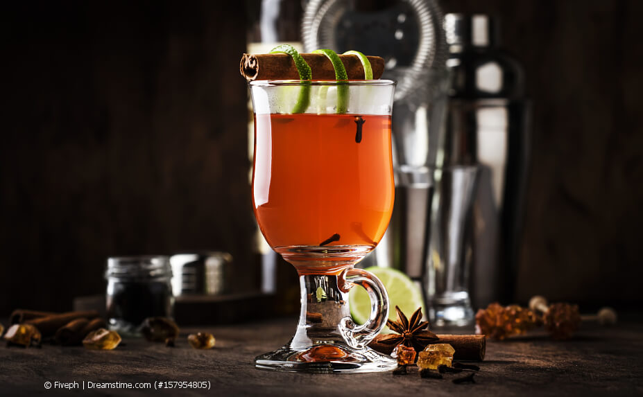 Jagertee - Rum-Punsch