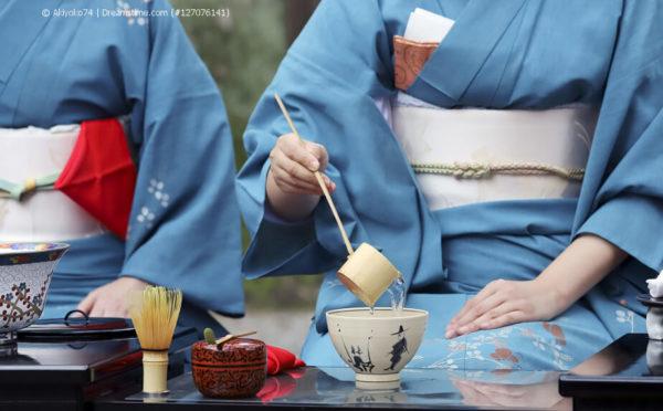 Teezeremonie in Japan – mehr als nur einfach Tee trinken