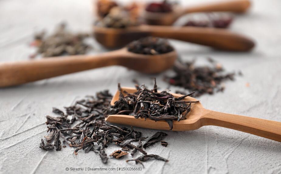 Loser schwarzer Tee - Ostfriesentee