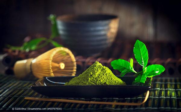 Matcha – der etwas andere Grüne Tee