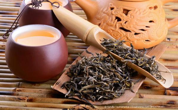 Oolong – der schwarze Drache unter den Tees