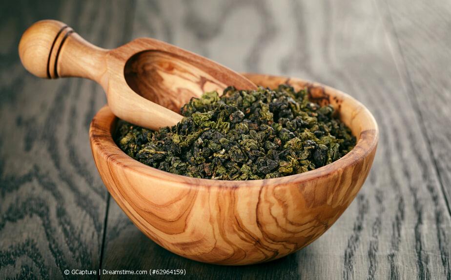 Oolong-Tee zubereiten