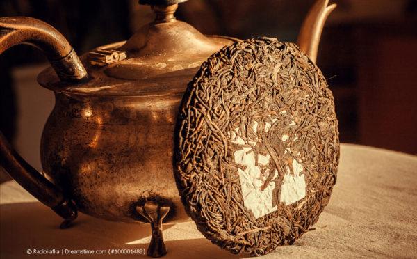 Pu-Erh-Tee – der Tee in Ziegelform