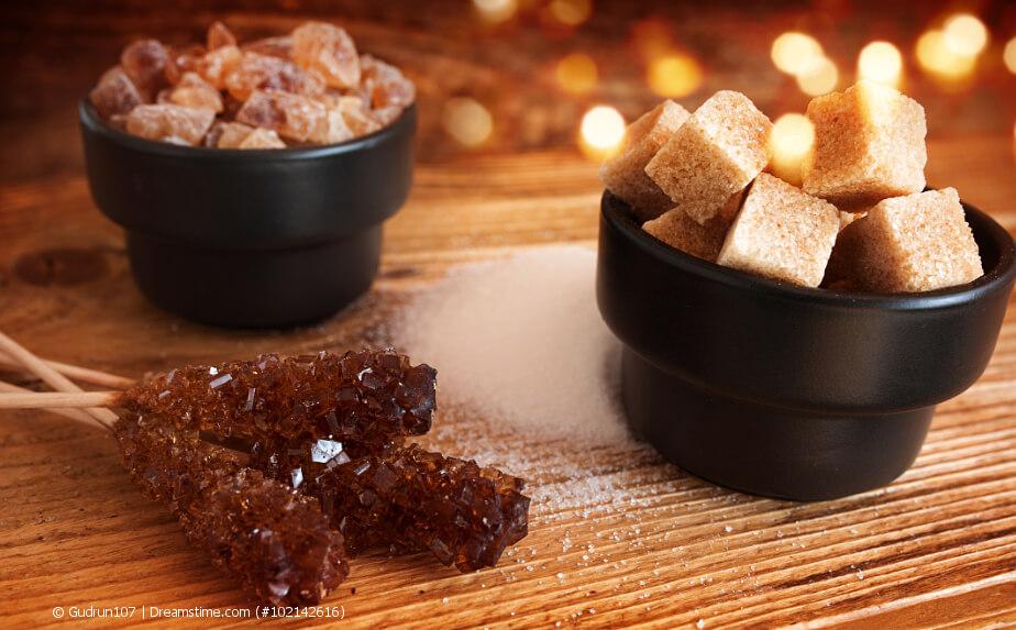 Tee süßen - Zuckervariationen