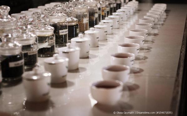 Der Tee-Sommelier – Teekenner par excellence