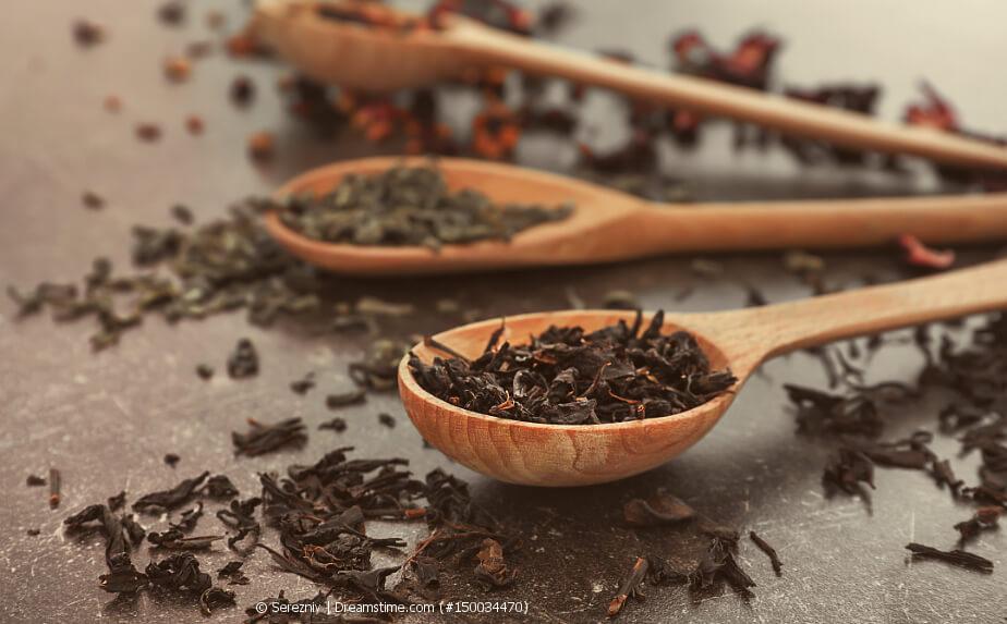 Teeherstellung