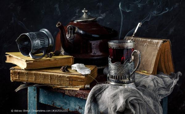 Teemuseen – Tee zum Anschauen