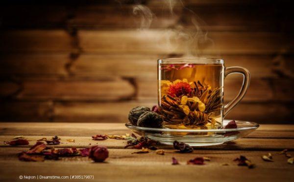 Die Teeblume – der ganz besondere Teegenuss
