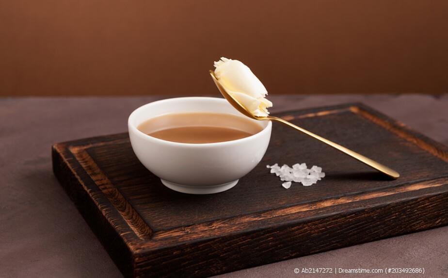 Tibetische Teekultur - Tee mit Yakbutter und Salz