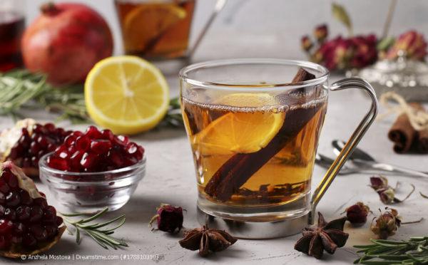 Das Geschäft mit dem Wellness-Tee